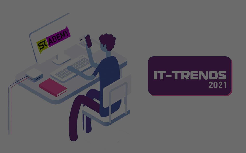 Дайджест. Тренды IT-индустрии 2021-го года